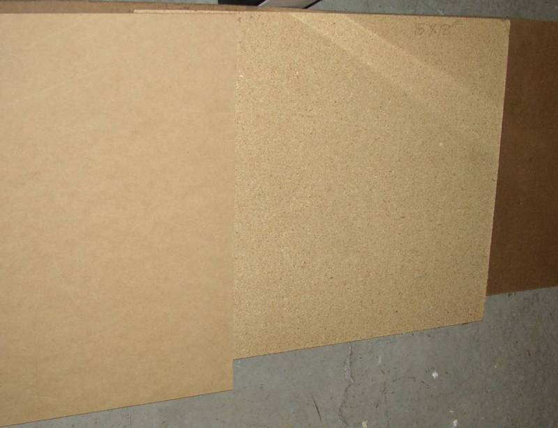 Mdf vs particle board
