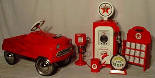 Pedal Car Accessories