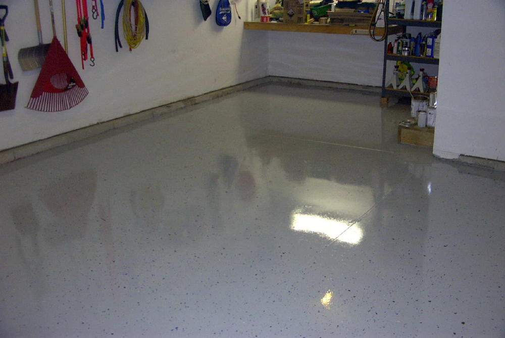 Has Anyone Used Quot Ucoat It Quot Garage Floor Coating