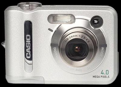 Casio QVR-40