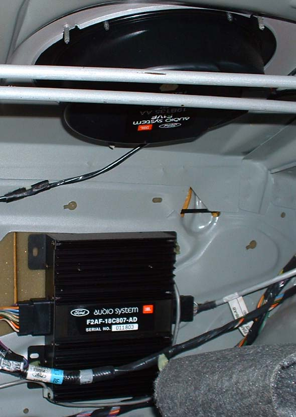 audiosystem 1992 lx premium sound system info wanted body and interior ford jbl audio system wiring diagram at soozxer.org