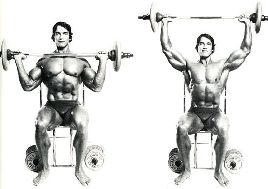 build wider shoulders