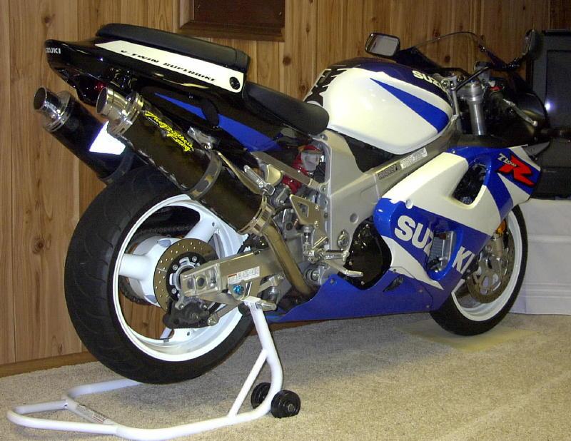 2002 Suzuki TL1000R - $4500 (Cumming) | Motorcycles For