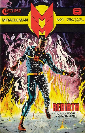 4ColorHeroes:Miracleman Gold
