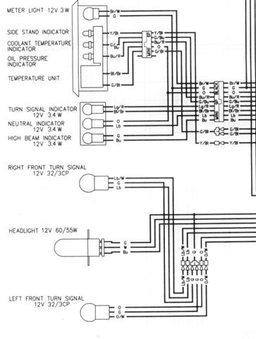 Fz6 Wiring Diagram Signal - Wiring Diagram Sheet on