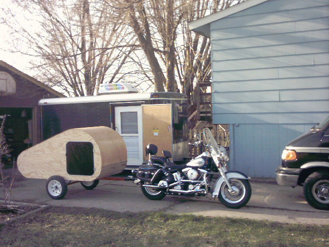 Teardrops n Tiny Travel Trailers View topic Very Small