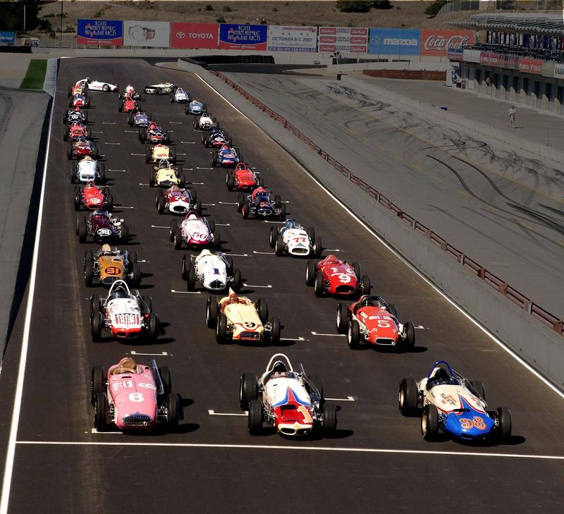 Gene´s Old Racing Photos