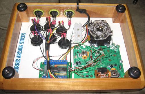 custom arcade stick case