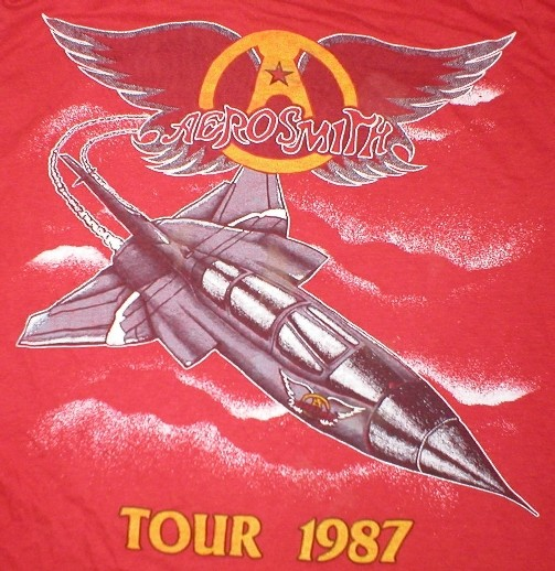 Aerosmith - Alohasmith! - Honolulu 1983