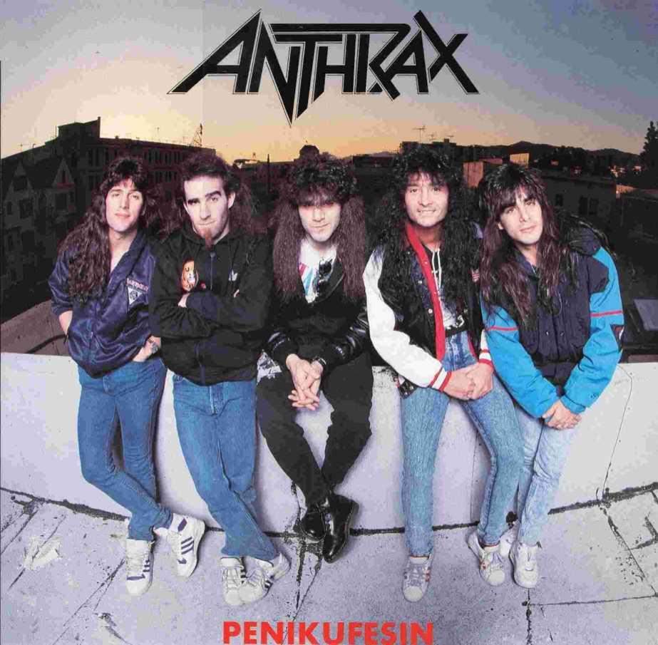 Anthrax Penikufesin