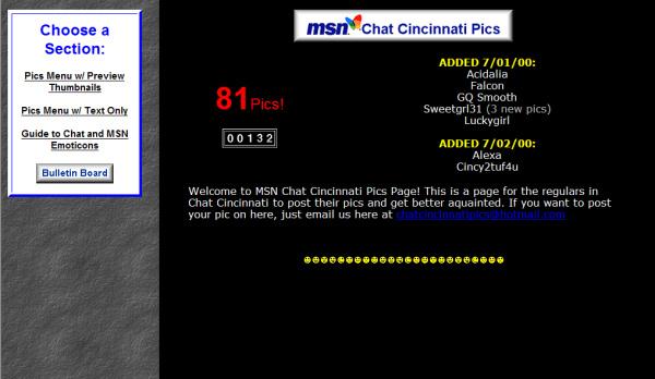 cincinnati chat rooms