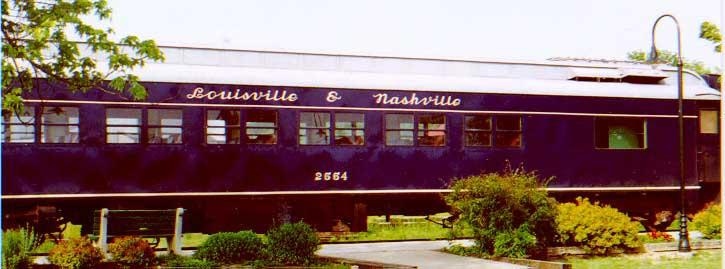 Used Cars Louisville Ky >> Kentucky Railway Museum