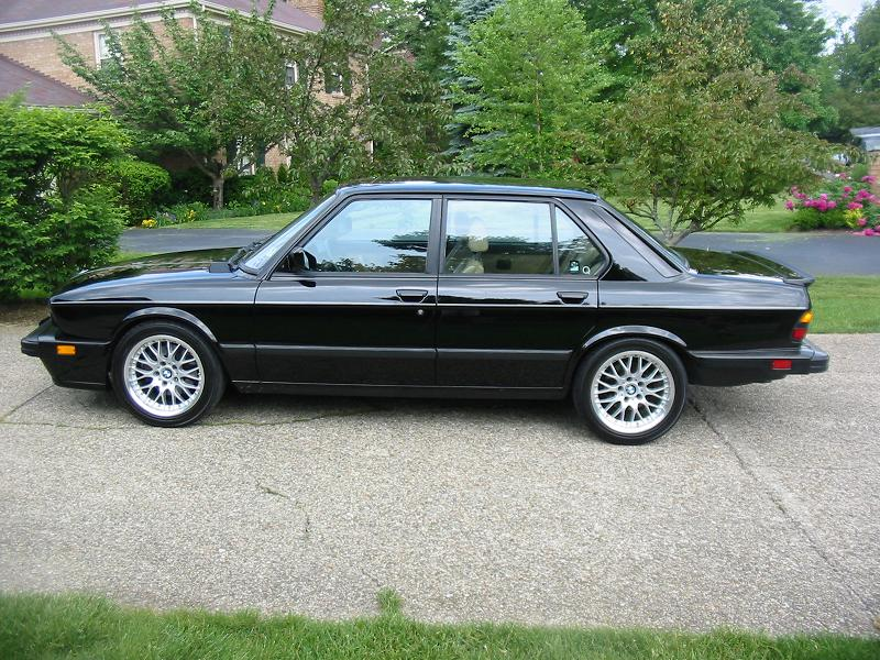 Will These Wheels Fit An E28 M5